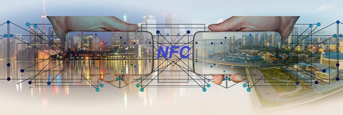 Czytniki RFID NFC